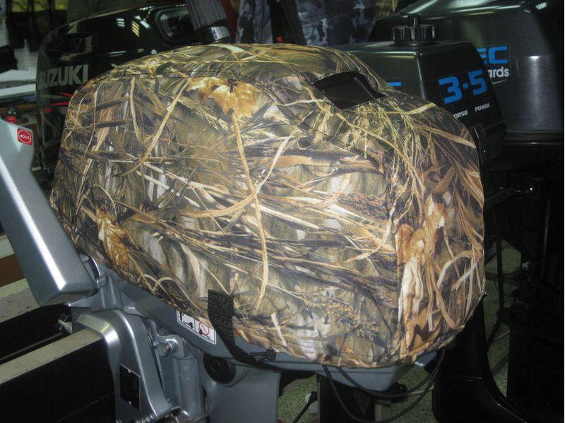 Чехол на капот колпак для лодочного мотора Honda