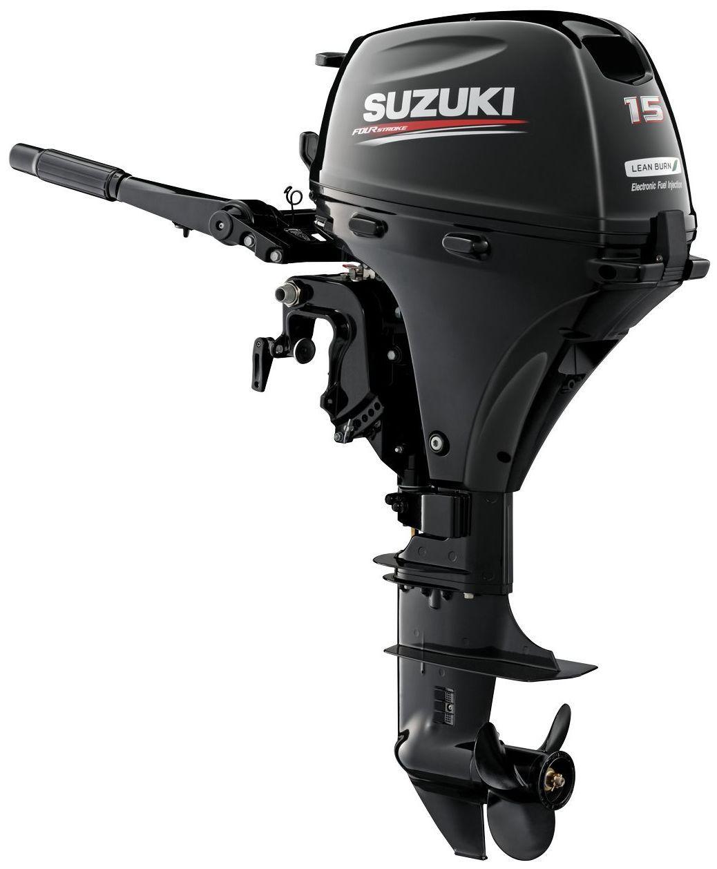 Лодочный мотор Suzuki DF15AEL EFI