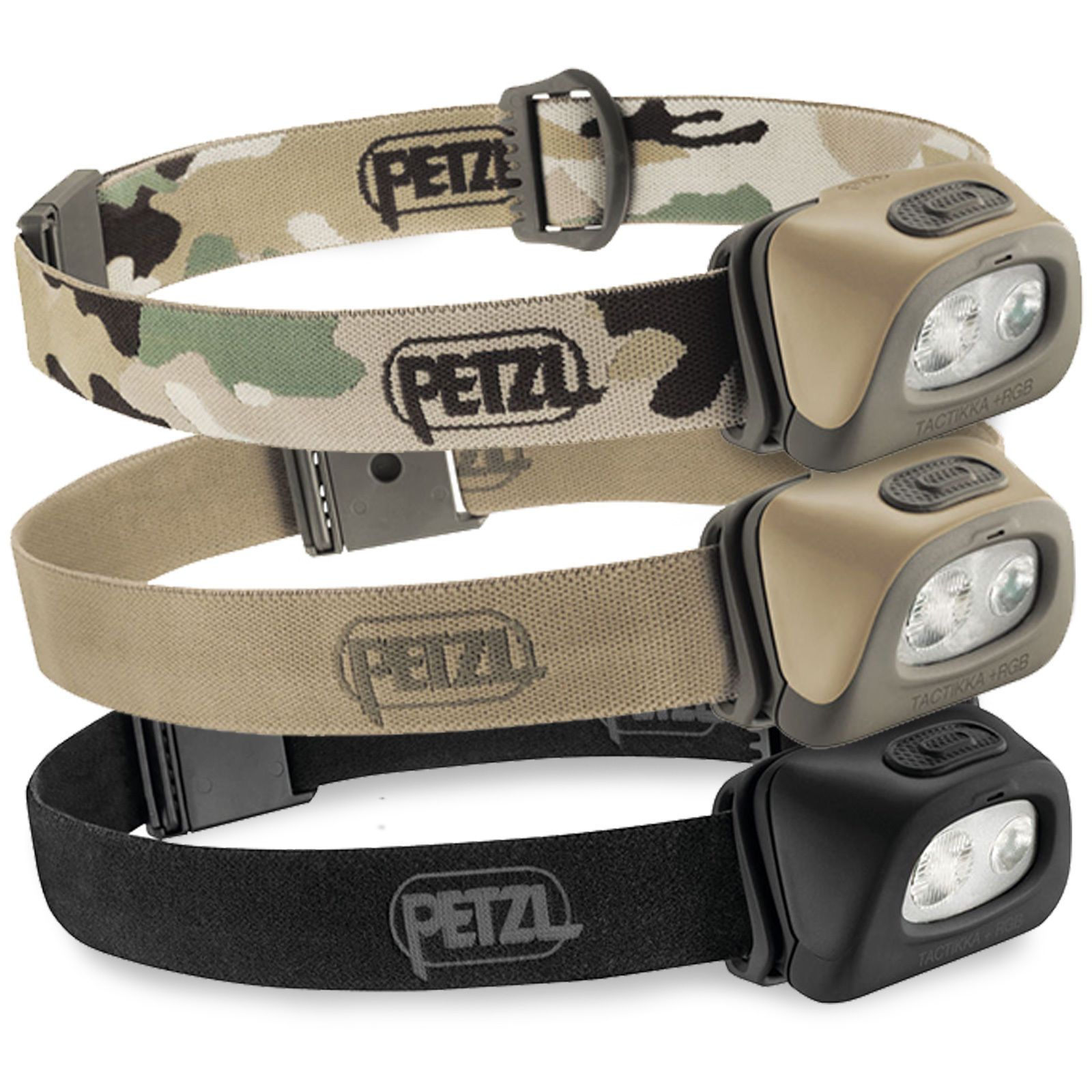 Налобный фонарь Petzl TACTIKKA + RGB - фото 6
