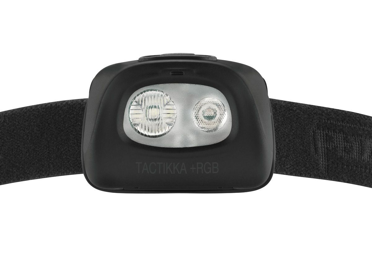Налобный фонарь Petzl TACTIKKA + RGB - фото 2