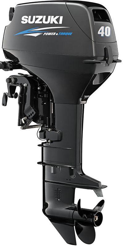 Лодочный мотор Suzuki DT40WRS - фото 1