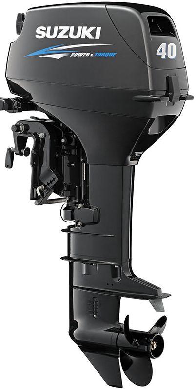 Лодочный мотор Suzuki DT40WRL - фото 1