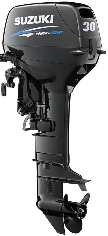 Лодочный мотор Suzuki DT30RS - фото 1