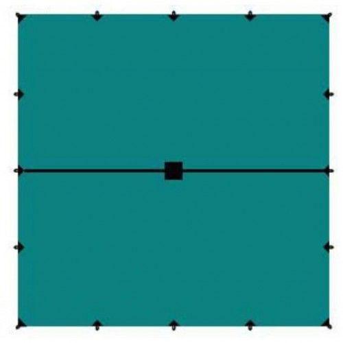 Легкий тент Tramp 6x6