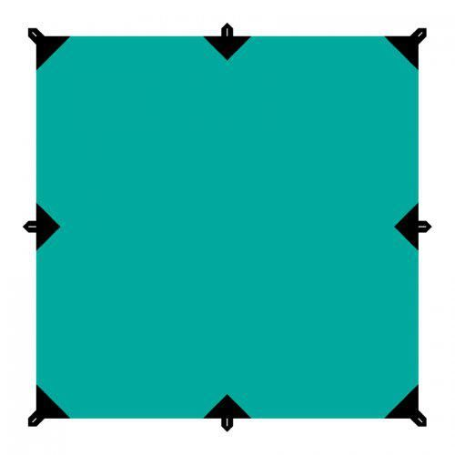 Легкий тент Tramp 3x3 со стойками - фото 1