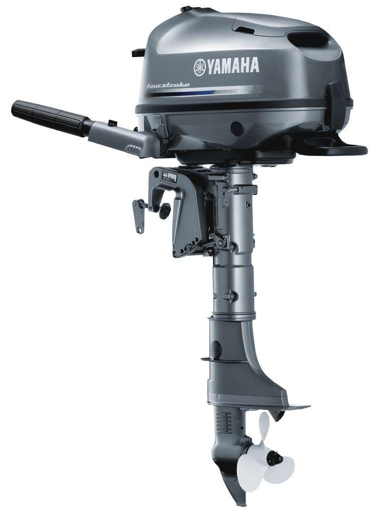 Лодочный подвесной мотор Yamaha F5 AMHS - фото 1