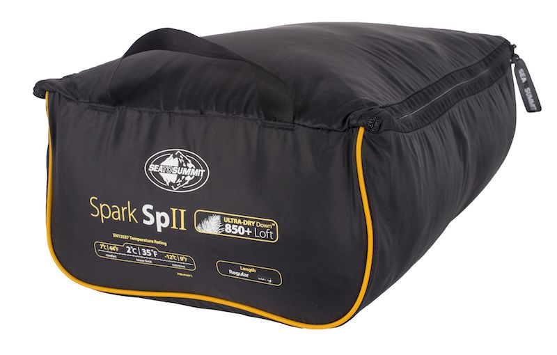 Спальный мешок Sea To Summit Spark Sp II Long - фото 12