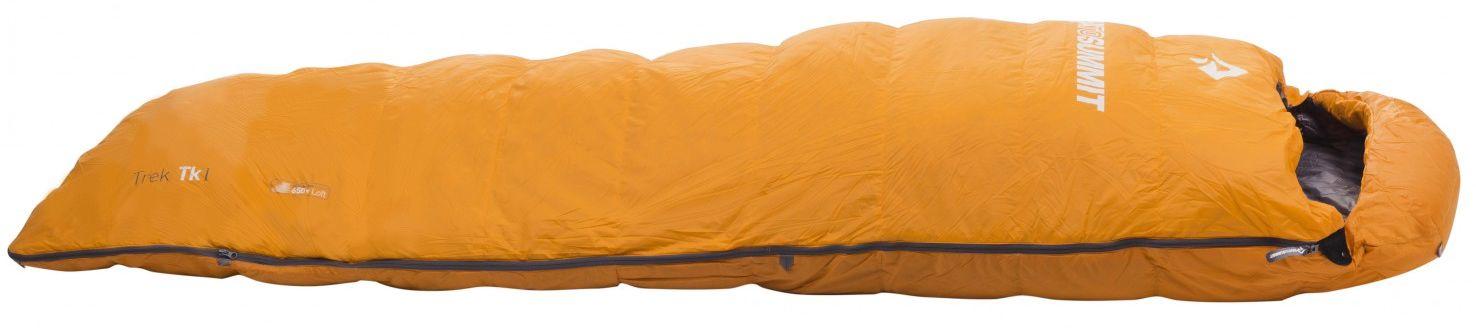 Спальный мешок Sea To Summit Trek Tk II Reg Wide - фото 5