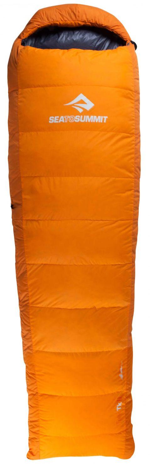 Спальный мешок Sea To Summit Trek Tk II Reg Wide - фото 1