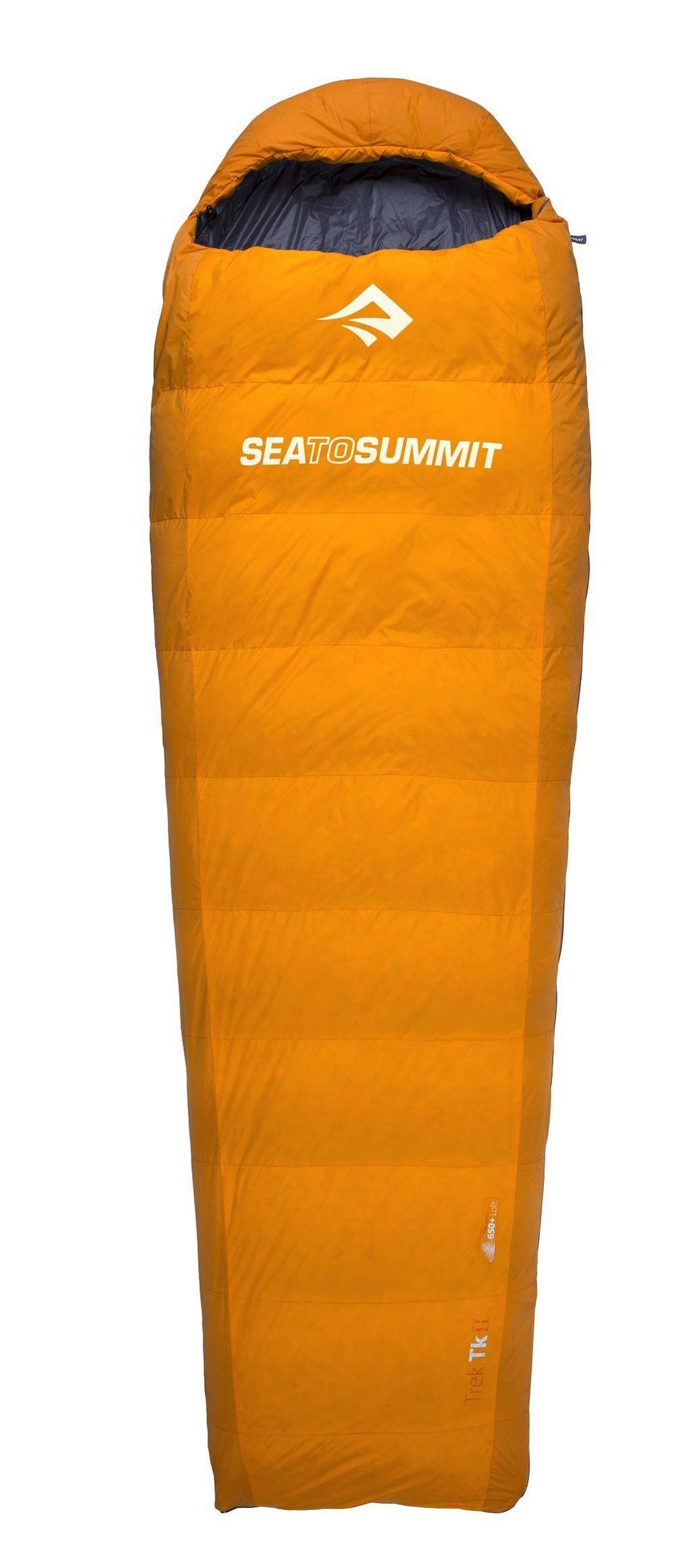 Спальный мешок Sea To Summit Trek Tk II Reg Wide - фото 2