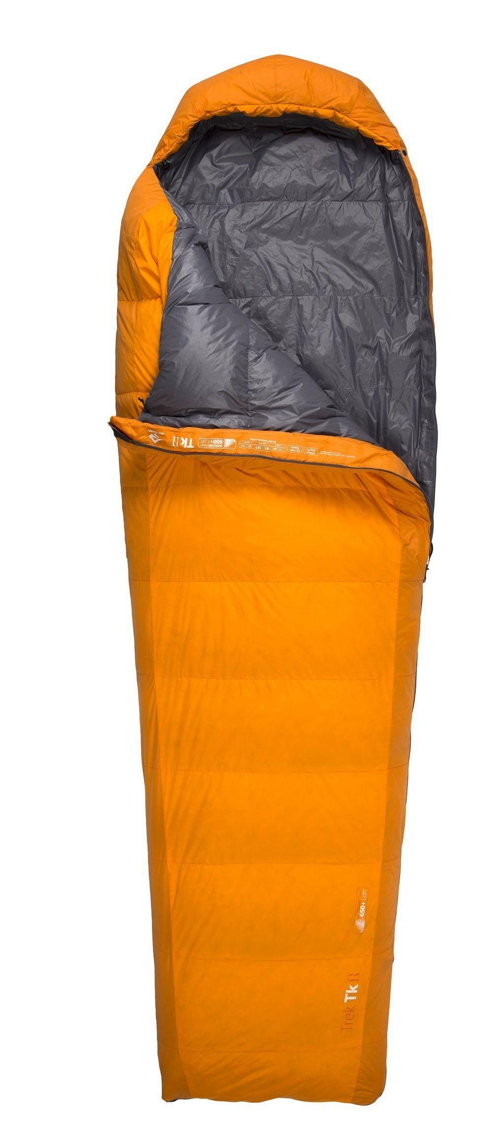 Спальный мешок Sea To Summit Trek Tk II Reg Wide - фото 4
