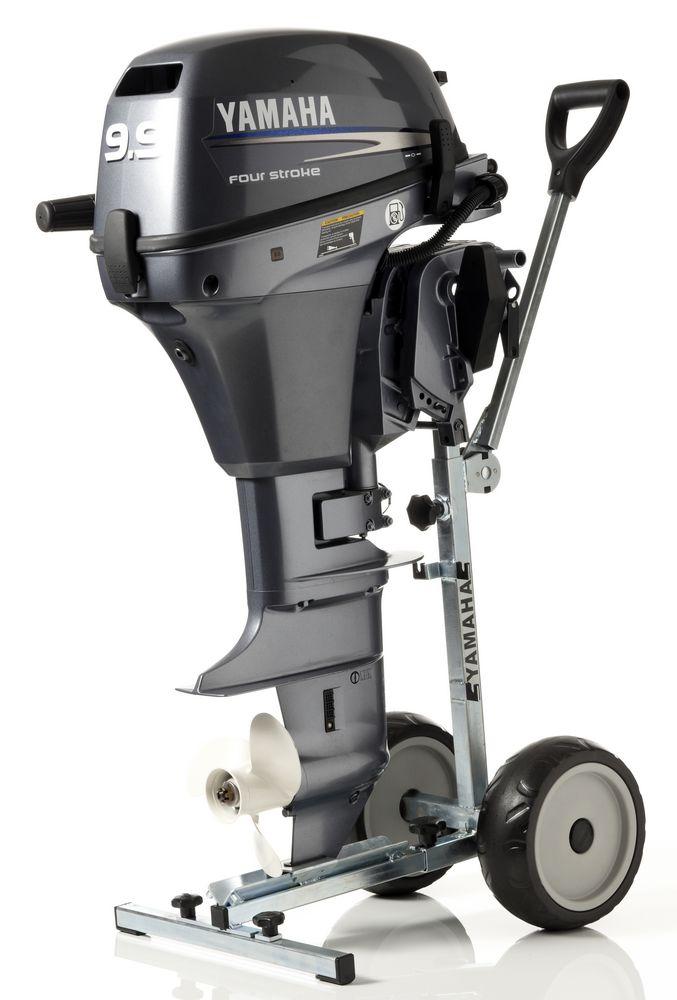 Тележка Yamaha для лодочного мотора - фото 1