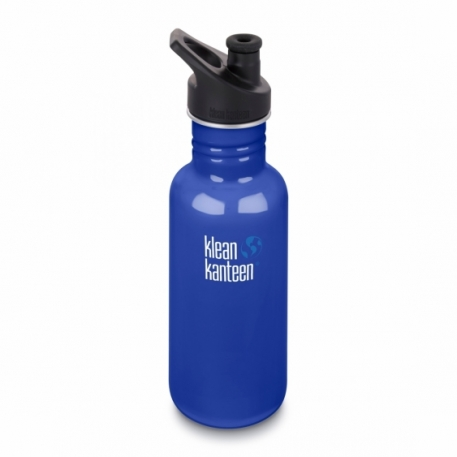 Фляга Klean Kanteen Classic Sport Cap Coastal Waters 532 ml