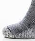 Треккинговые носки Accapi Trekking Extreme Short 966 anthracite 45-47 - фото 2