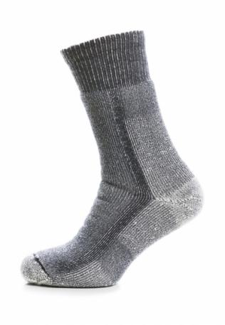 Треккинговые носки Accapi Trekking Extreme Short 966 anthracite 39-41