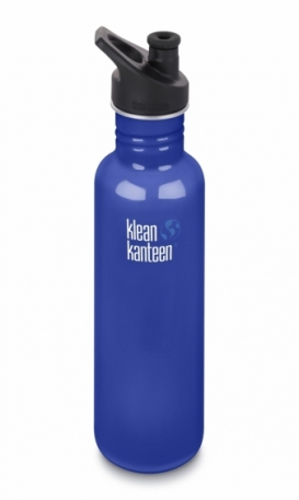 Фляга Klean Kanteen Classic Sport Cap Coastal Waters 800 ml