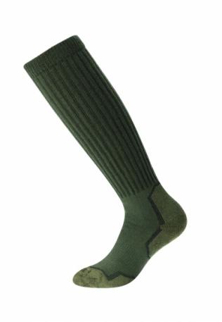 Треккинговые носки Accapi Trekking Hard Long 917 green 42-44