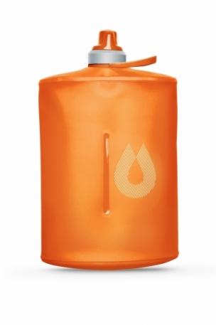 Мягкая фляга HydraPak Stow 1 л Mojave Orange