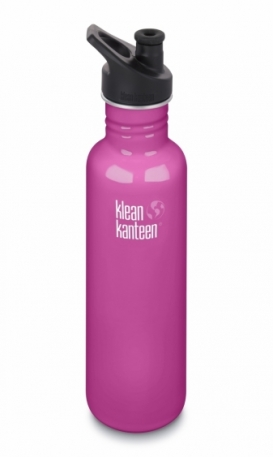 Фляга Klean Kanteen Classic Sport Cap Wild Orchid 800 ml