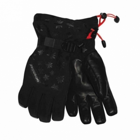 Непромокаемые перчатки Extremities Women Winter Sports Glove Black XS