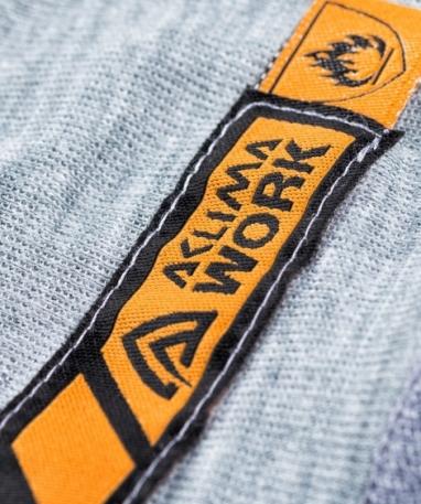 Огнестойкие термокальсоны Aclima Work X-Safe Longs GreyMelange L