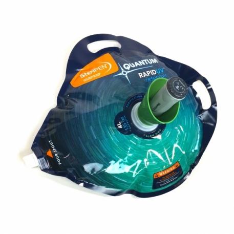 Ультрафиолетовый обеззараживатель воды SteriPEN Quantum Ultraviolet Water Purifier