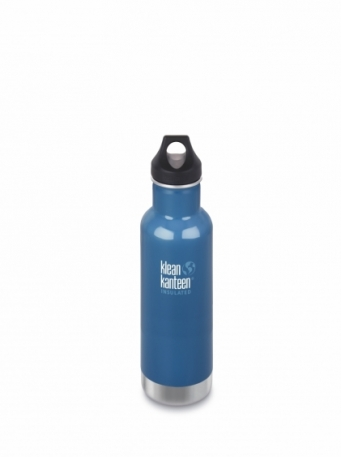 Термофляга Klean Kanteen Classic Vacuum Insulated Winter Lake 592 ml