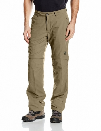 Штаны муж. Mammut TEMPEST ZIP OFF PLUS PANTS MEN dolomite 48 EU