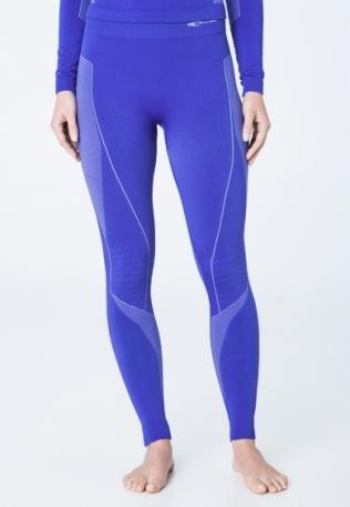 Термокальсоны жен. Accapi Polar Bear Long Trousers Woman 975 purple/white M/L