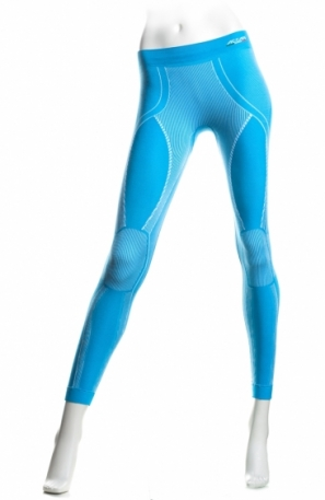Термокальсоны жен. Accapi X-Country Long Trousers Woman 946 turquoise XS/S