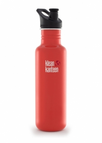 Фляга Klean Kanteen Classic Sport Cap Flame Orange 800 ml
