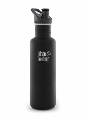 Фляга Klean Kanteen Classic Sport Cap Shale Black (matt) 800 ml
