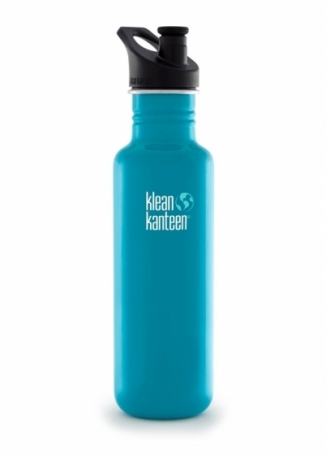 Фляга Klean Kanteen Classic Sport Cap Channel Island 800 ml