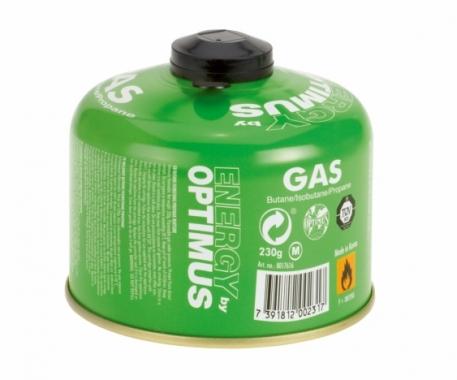 Газовый баллон Optimus Universal Gas Butan/Propane Корея 230 г