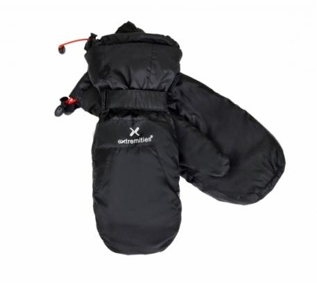 Теплые рукавицы Extremities Hot Bags Black S