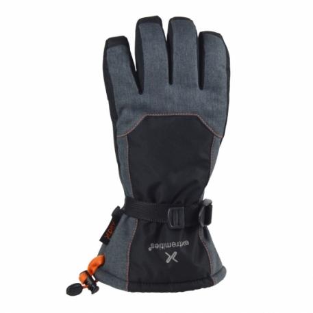 Непромокаемые перчатки Extremities Torres Peak Glove Grey/Black L
