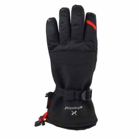 Непромокаемые перчатки Extremities Pinnacle Glove Black M