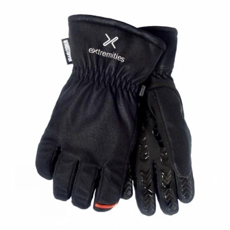 Непродуваемые перчатки Extremities Super Windy Black S