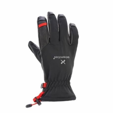 Непродуваемые перчатки Extremities Guide Glove Black S