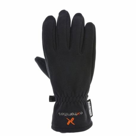 Непродуваемые перчатки Extremities Windy Glove Black L