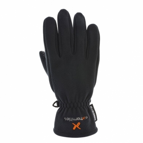 Непродуваемые перчатки Extremities Sticky Windy Black M