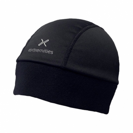 Шапка Extremities Power Stretch Banded Beanie Black one size