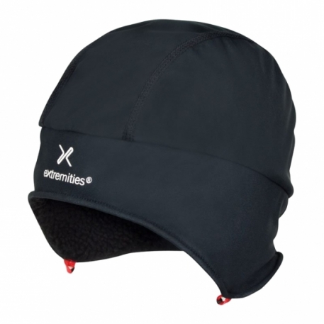 Непродуваемая шапка Extremities Super Windy Took Black S/M