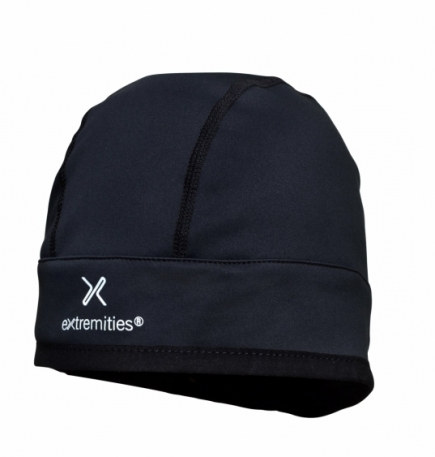 Непродуваемая шапка Extremities Guide Banded Beanie Black L/XL