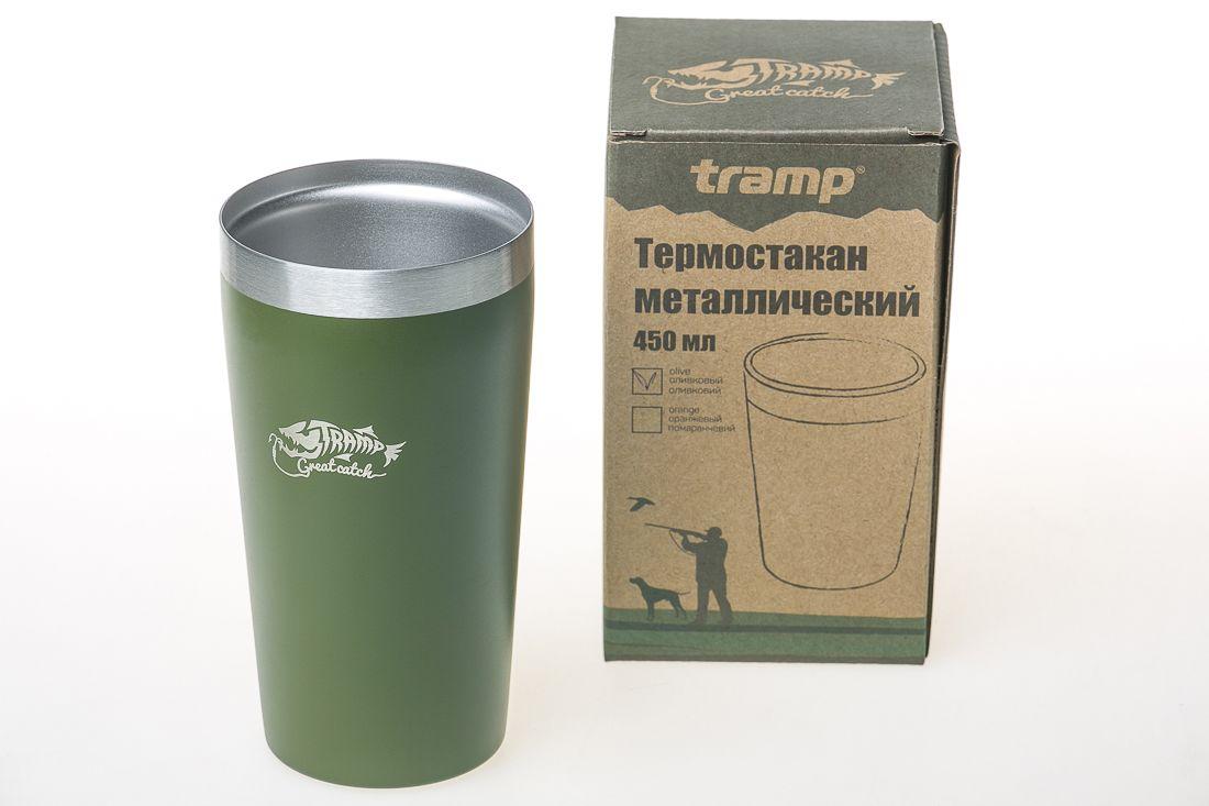 Термостакан Tramp 450 мл - фото 5
