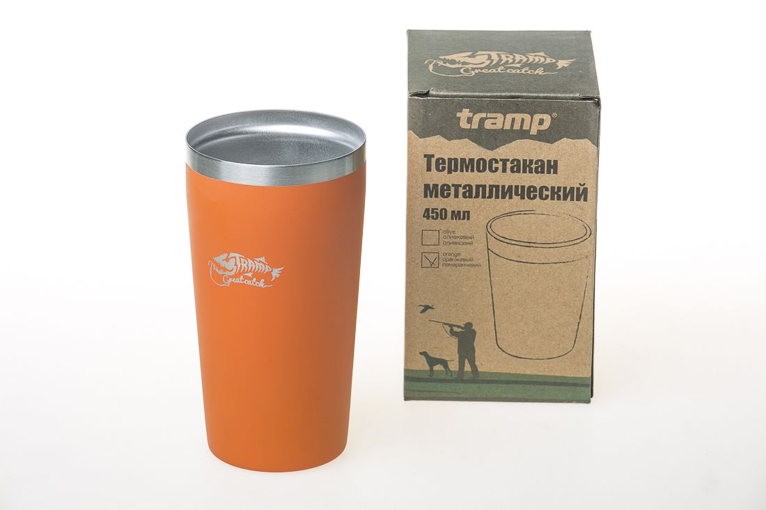 Термостакан Tramp 450 мл - фото 4