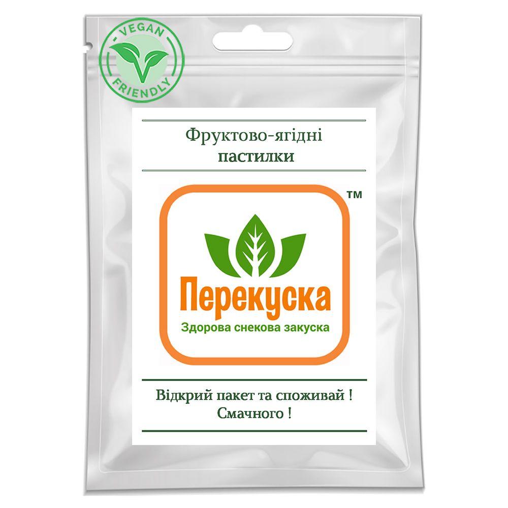 Фруктово-ягодные пастилки Перекуска