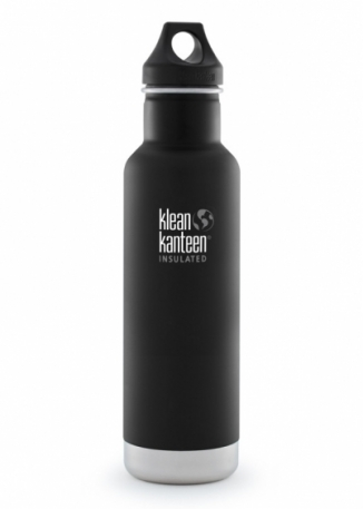 Термофляга Klean Kanteen Classic Vacuum Insulated Shale Black (matt) 592 ml