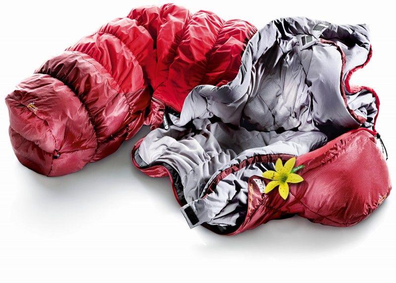 Спальный мешок Deuter Exosphere -4° - фото 5