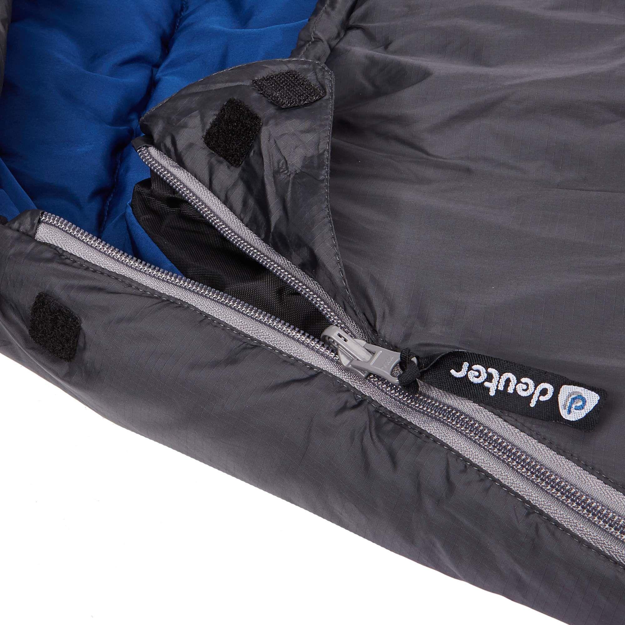 Спальный мешок Deuter Orbit +5° - фото 9